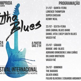 Ilha Blues 2016